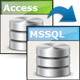 <p>Database schema/DDL, server-side logic(triggers etc) and Data transfer/migration. The friendly UI make batch data convertion, migration or backup simply. OLEDB provider and ODBC driver supported, and compatible with all versions of Access and MSSQL.</p>