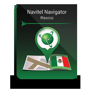 "Navitel Navigator. Mexico., Navitel Navigator. ""Mexico""."