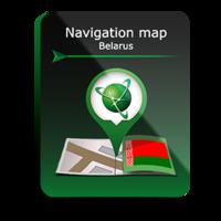 Карта Навител Беларусь