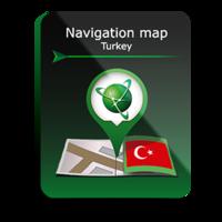Карта Навител Турция