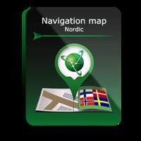 Пакет карт Навител Швеция