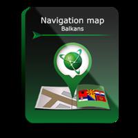 Пакет карт Навител Черногория