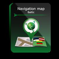 Пакет карт Навител Эстония