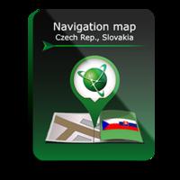 Пакет карт Навител Чехия
