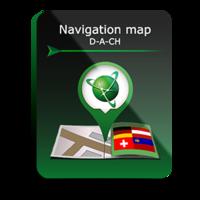 Пакет карт Навител Швейцария