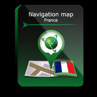 Пакет карт Навител Франция