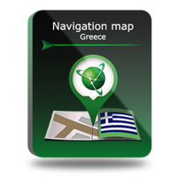 Карта Навител Греция