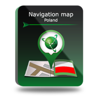 Карта Навител Польша