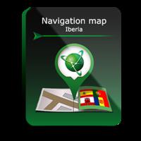 Пакет карт Навител Португалия