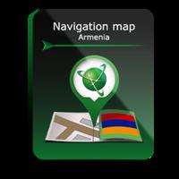 Карта Навител Армения