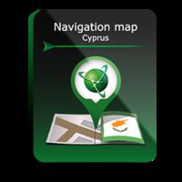 Карта Навител Кипр