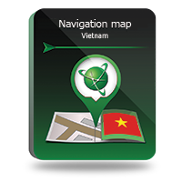 Карта Навител Вьетнам