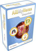 All My Notes Organizer – Deluxe Edition (Desktop/Portable) discount coupon