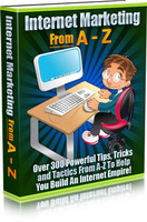 15% Discount Coupon code for Internet Marketing From A-Z