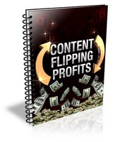 15% Discount Coupon code for Content Flipping Profits