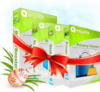 Amigabit Christmas Gift Pack Screen shot