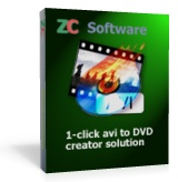 ZC AVI to DVD Creator discount coupon