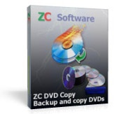 ZC DVD Copy discount coupon