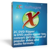 ZC DVD Ripper discount coupon