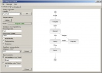This application is to ease the process of programming ClearQuest Designer's state transitions matrix for change requests. UML2ClearQuest can export UML state charts to ClearQuest Designer, which makes for a simple visual design process. UML Export is supported from StarUML, IBM Rational Software Architect or MS Visio. The demo version can export diagrams to IBM Rational ClearQuest with no more than 3 states. See success story. Compatibility: Compatible with any ClearQuest version (including ClearQuest 7.1)