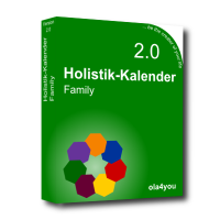 Holistic-Calendar 2.0 Family discount coupon