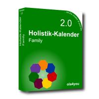 15% Discount Coupon code for Holistic-Calendar 2.0 Family