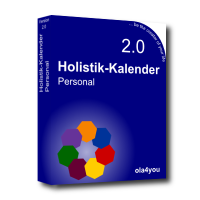 <p>The Holistic-Calendar allows each to be the creator of his life.</p>