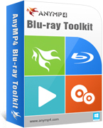 AnyMP4 Blu-ray Toolkit Lifetime License