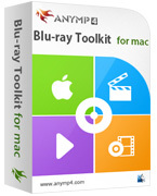 AnyMP4 Blu-ray Toolkit for Mac discount coupon