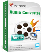 AnyMP4 Audio Converter Lifetime License