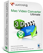 AnyMP4 Mac Video Converter Ultimate Lifetime