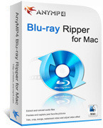 AnyMP4 Blu-ray Ripper for Mac discount coupon