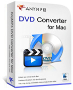 buy discount AnyMP4 DVD Converter for Mac with coupon code