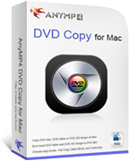 AnyMP4 DVD Copy for Mac Lifetime License