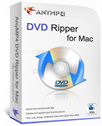 Discount code of AnyMP4 DVD Ripper for Mac