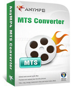 AnyMP4 MTS Converter coupon