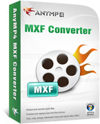 AnyMP4 MXF Converter Lifetime License