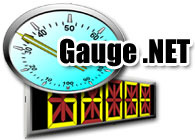 <p>Steware Gauge .NET is a fully managed Windows Form control, that help the developers add a gauge in the application to simulate the gauge in true-life and provide the gauge representation for the input data.</p>