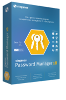 Steganos Password Manager 18 (PT)
