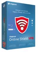 Steganos Online Shield VPN - 1 Año
