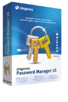 Steganos Password Manager 16 (ES) - ES | Segurisoft