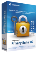 Steganos Privacy Suite 16 (PT) - PT | Segurisoft