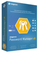 Click to view Steganos Password Manager 18 (ES) screenshots