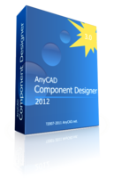 <p>AnyCAD Component Designer is the 3D modeling software for programmers, which can be used to build smart 3D parametric models.</p>