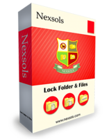 cheap Lock Folder & Files