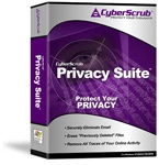 Privacy Suite erases all evidence of online activity and securely erases data beyond recovery. Used by many federal agencies, as well as the US Army and Navy. Also encrypts sensitive info to prevent unauthorized access. VIA Padlock certified.