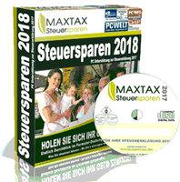 MAXTAX 2018 für Selbstständige - SPAR-ABO
