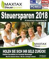MAXTAX Steuersparen Nachlizensierung/Upgrade discount coupon