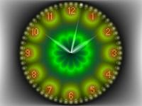 Click to view 2D Gold Clock Screensaver screenshots