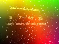 <p> 	Countdown clock screensaver inform you what is the time remains up to winter holidays. Diamond snowflakes sparkling are turned in celebratory dance and play light of the polar lights. Time of Christmas, what is the time comes nearer remains up to Christmas? Holiday clock, sparkling on a background of the polar lights.</p>